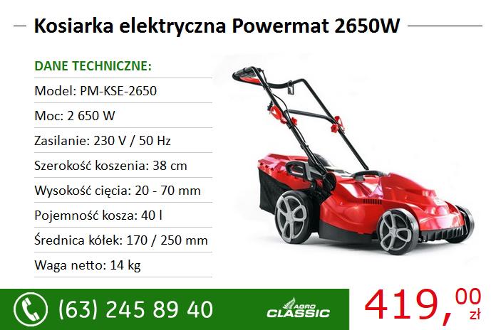 Powermat 2650W